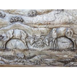 szarvaskép üzekedő szarvasok